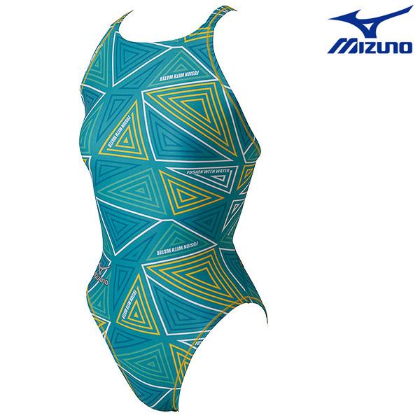 N2XA7272[32] MIZUNO 미즈노 원피스 탄탄이 수영복